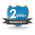 2 year warranty logo opt