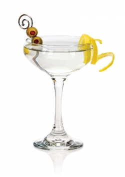 Cocktail Coupe Glass opt