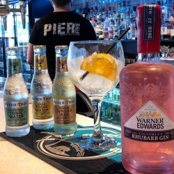 Misket Gin Glass 64.5cl / 22.5oz at Pier Five