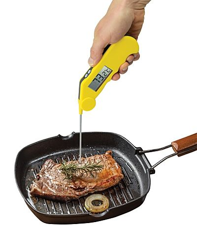 gourmet folding probe thermometer