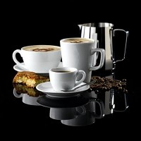 Genware Beverage Cups, Mugs and Saucers