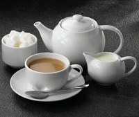 Simply Economy White Crockery