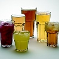 Reusable Elite Remedy Plastic Glasses
