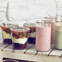 Weck Jars and Lids range