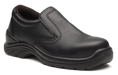 Black Safety Slip On Shoe Safety Kitchen Shoes Wholesale Kitchen