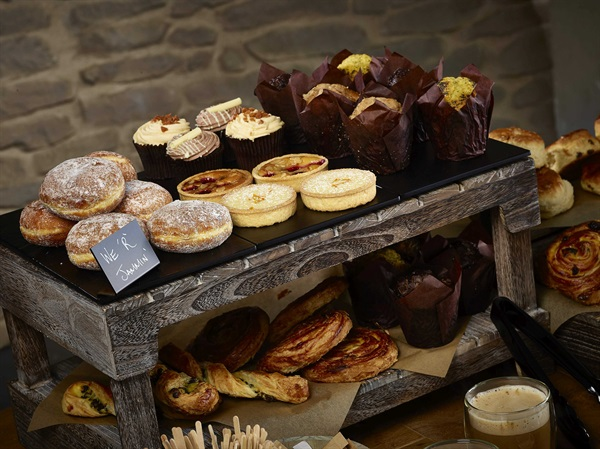 Rustic Wooden Display Crate Wooden Gastronorm Crate