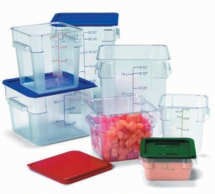 19ltr Storplus Square Food Storage Container Food Containers