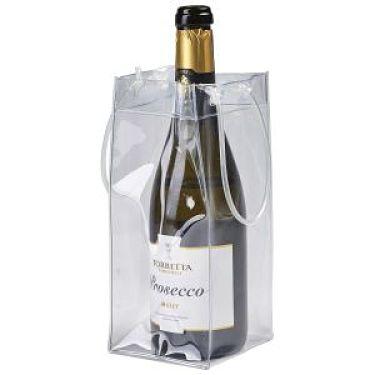 Clear Wine Bag See Through Wine Bag Bottle Bag Wine