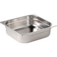 1-2 Stainless Steel Gastronorm Pan