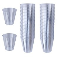 PLASTIC Shot Glass 30ml / 1oz