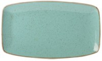 Seaspray Porcelite Seasons Rectangular Plate