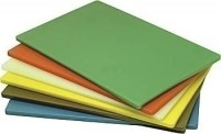 Coloured Low Density Cutting Board