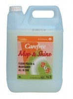 5 Litre Carefree Mop & Shine STEP 3 Maintain