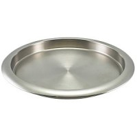 Stainless Steel Round Bar Tray 360mm