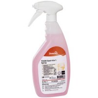 750ml RTU Taski Sani 4in1 Bathroom Cleaner-Disinfect-Descale-Deodorise