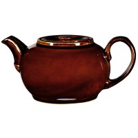 2 Cup Churchill BROWN Nova Teapot