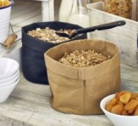 Washable Paper Bread Bag for Buffet Presentation
