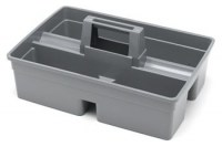 Grey Carry Caddy