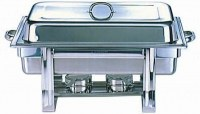 Full Size 1-1 Chafing Dish Stainless Steel