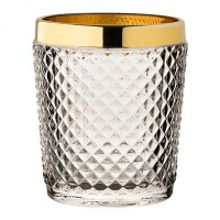 Dante Gold Double Old Fashioned Glass 12oz / 34cl