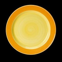 Freedom Slim Plate Yellow