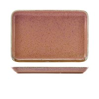 Rose Terra Porcelain Rectangular Platter