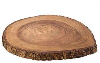 Darwin Round Wooden Serving Board 30cm / 11.75
