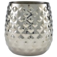 44cl Stainless Steel Pineapple Cup