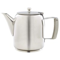 6 Cup 32oz Premier Stainless Steel Coffeepot
