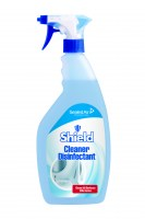 Shield Cleaner Disinfectant Trigger Spray