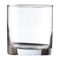 Vicrila Merlot Rocks Tumbler - Fully Tempered - 33cl / 11.6oz