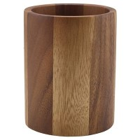 Wooden Cutlery Cylinder