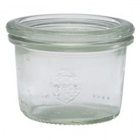 8cl WECK Mini Jar