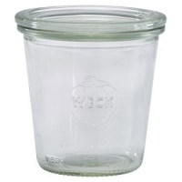 WECK Glass Storage Jar 29cl / 10.2oz