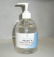 450ml Alcohol Hand Sanitizer Gel