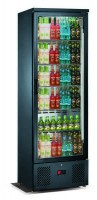Upright Bottle Cooler for 324 Bottles