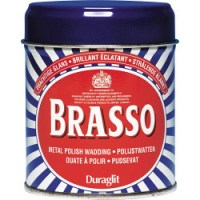 Brasso Duraglit Wadding Metal Polish