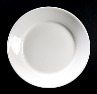 Fine China Deep Winged Plate