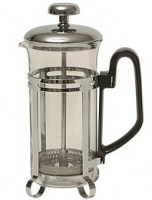 Chrome 3 Cup Cafetiere