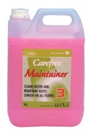 5 Litre Carefree Floor Maintainer STEP3: Maintain