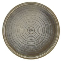 Matt Grey LOW Presentation Plate