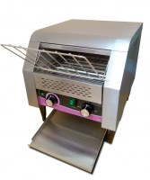 Commercial Conveyor Toaster for Buffet Breakfast Service