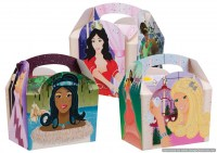 Princesses Childrens Meal Boxes