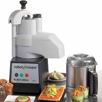Robot Coupe R301 Vegetable Preparation Machine with disc supplied