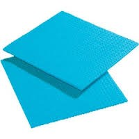 BLUE Sponge Cloth