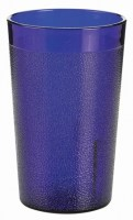 10oz Blue Polycarbonate Tumbler