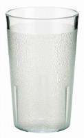 10oz Clear Polycarbonate Tumbler
