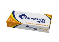 Wrapmaster Baking Parchment 450mm Refill Roll