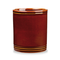 Churchill Rustics Brown Centre Stage Utensil Holder