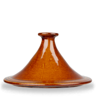 Art de Cuisine Tagine Lid Rustics Simmer Brown